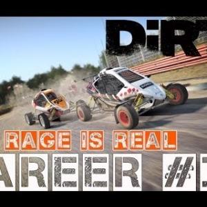 THE RAGE IS REAL! - CROSSKARTS - DIRT 4 CAREER PT 3