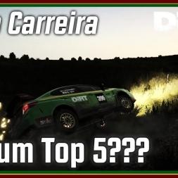 Dirt 4 - Modo Carreira 09 - 6º é um top 5???