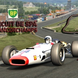 Assetto Corsa * back in time Circuit de Spa-Francorchamps 1966 [download]