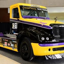 Assetto Mods: Mercedes Race Truck at Transfagarasan!