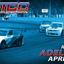 RDTCC   S11   Round 1: Adelaide