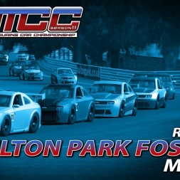RDTCC | S11 | Round 2: Oulton Park Fosters