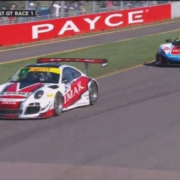 2017 Australian GT - Townsville - Race 1