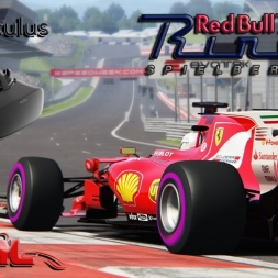 Assetto Corsa VR * ACFL F1 2017 DRIVER'S EYE Red Bull Ring [1:05:495]
