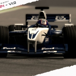 Assetto Corsa MSF Williams FW24 2002 v1.0