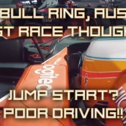 F1 2017 - Red Bull Ring, Austria - Post Race Thoughts - Jump Start?