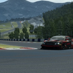RaceRoom HotLap   Bentley GT3 @ Red Bull Ring 1:28.214