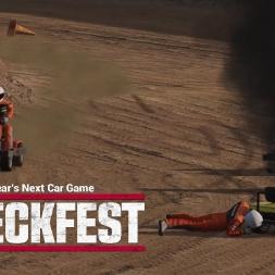 Next Car Game: Wreckfest - Return of the Ragdoll Physics