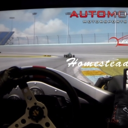 Formula Vee - Homestead-Miami. AccuForce. Triple Screens.