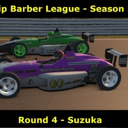 iRacing - Skip Barber UK and I League @ Suzuka