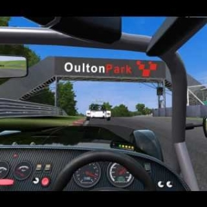 Automobilista - Caterham Superlight 360R @ Oulton Park Classic