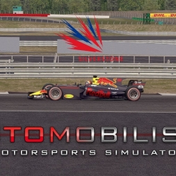 Automibilista Formula 1 2017 @ Silverstone Grand Prix With Mods