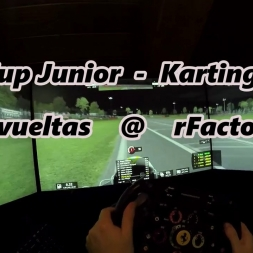 KartCup Junior - Genk Karting @ rFactor 2