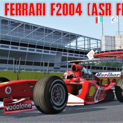This Is How F1 Should Sound! - ASR Ferrari F2004 at Monza - Assetto Corsa