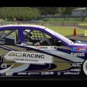 Assetto Corsa Drift - BMW E46 Denofa @ Tamada Sportsland