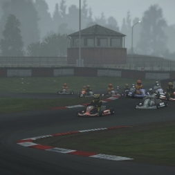 PCars - Kart One UK Nationals - Round 2 - Race 1