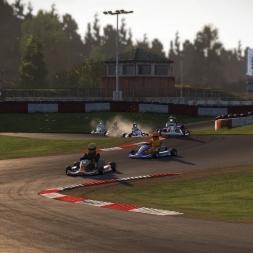 PCars - Kart One UK Nationals - Round 2 - Race 2
