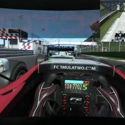 rFactor2 - DX11 - Formula 2 2012 @ Mills Metro 2011 - VR(DK2)