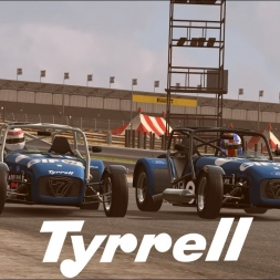 Automobilista // Catheram // Elf Team Tyrrell Tribute