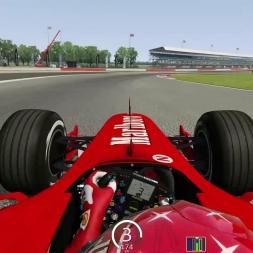 ASR F2004 @Silverstone