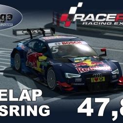 RaceRoom Racing Experience | VTM Liga | DTM 2016 | Polelap Norisring + Setup | 47,858
