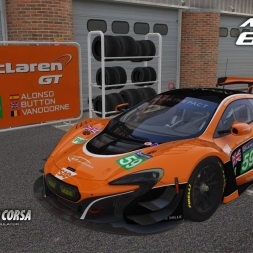 McLaren 650S GT3 (F1 MCL32 Edition) for Assetto Corsa + Download Link!