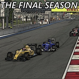 F1 2016 Career - S5R4 - Russia - Jam vs Ham
