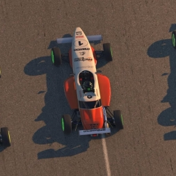 iRacing Skip Barber at Summit Point - That was Crazy!!!