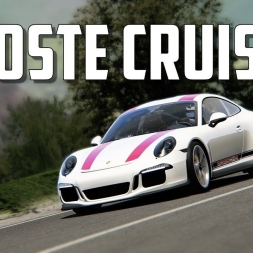 Cruising in Coste with a Porsche  911R - Assetto corsa Oculus Rift Gameplay