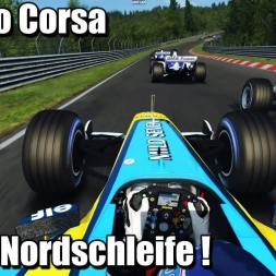 Assetto Corsa - F1 2002 MOD At Nordschleife Circuit - Renault R202