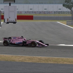 Automobilista // British Grand Prix // Esteban Ocon
