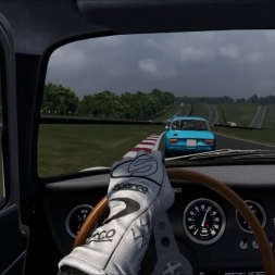 Alfa Romeo GTA @ Cadwell Park | Assetto Corsa | Oculus Rift VR