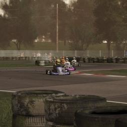 PCars - Kart One UK Nationals - Round 3 - Race 1