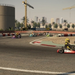PCars - Kart One Championship - Round 1 -Race 1(No Race 2)