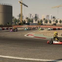 PCars - Kart One Championship - Round 1 -Race 1(No Race 2)