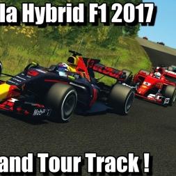 Assetto Corsa - Formula Hybrid F1 2017 The Grand Tour Track