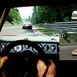 AC - Nordschleife Endurance - Lamborghini Countach - Street Figth Server - online race