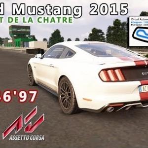 Ford Mustang 2015 : CIRCUIT DE LA CHATRE