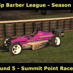iRacing - Skip Barber UK & I League - Summit Point Raceway