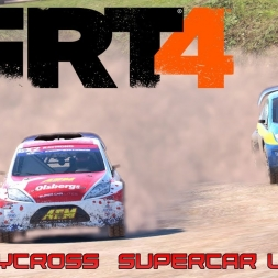 DiRT4 - Rallycross - SuperCar Lites Fiesta - Lydden Hill Q3 WIN