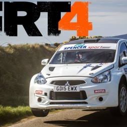 DIRT 4 - Mitsubishi Space Star / Colt R5 - FLATOUT