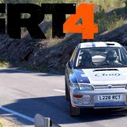 DiRT 4 - Subaru Impreza WRX STi 1995