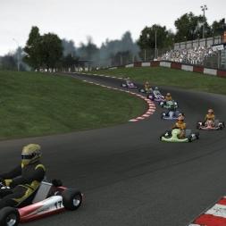 PCars - Kart One Championship - Round 2 - Race 1