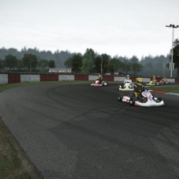 PCars - Kart One Championship - Round 2 - Race 2