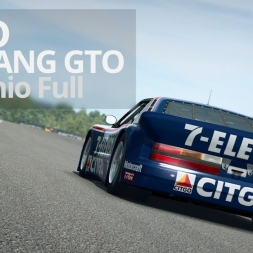 RaceRoom - Ford Mustang GTO @ MidOhio Full - 1:23.801