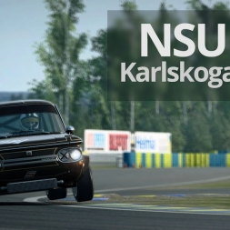 RaceRoom - NSU TTS @ Karlskoga Short - 38.450