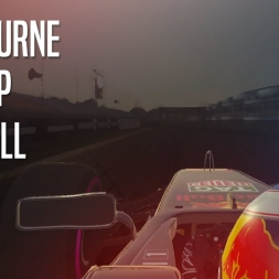 Rfactor 2 | Red Bull hotlap (Onboard) - Melbourne