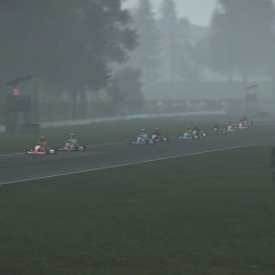 PCars- Kart One Championship - Round 3 - Race 2
