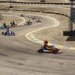 PCars- Kart One Championship - Round 4 - Race 1