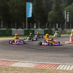 PCars- Kart One Championship - Round 5 - Race 1